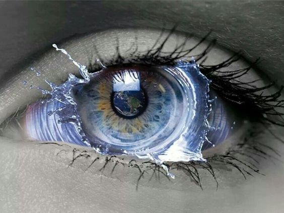 Qual deveria ser a cor dos seus olhos de acordo com a sua personalidade?   Quizur