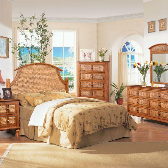 Abaco 4 Piece Queen Bedroom Set