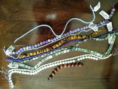 Real Pearls and Gemstones lot  https://t.co/G6ttjBpc2H https://t.co/BXFeeu2KNe