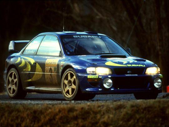 37 best subaru images on Pinterest   Rally car, Subaru impreza and