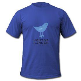 Königs Kinder Blauer Vogel ~ 316