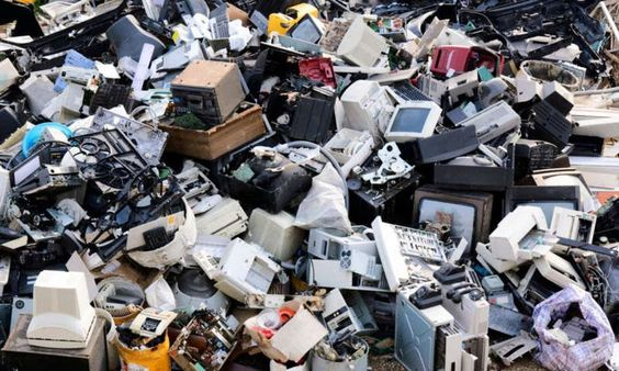 Usa Today In 2021 Electronic Waste Computer Recycling E Waste Recycling
