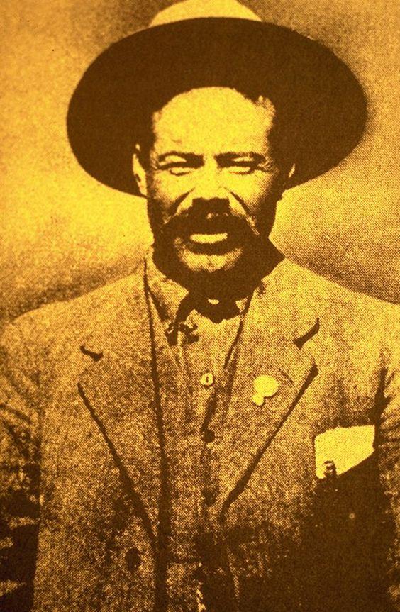 """Pancho Villa    """"Yo, Pancho Villa, fui un hombre leal que el destino trajo al mundo para luchar por el bien de los pobres y que nunca traicionaré ni olvidaré mi deber."""""""