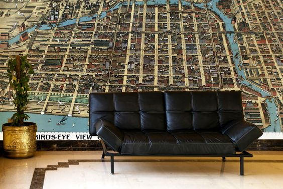 Pinterest the world s catalog of ideas for Chicago wall mural