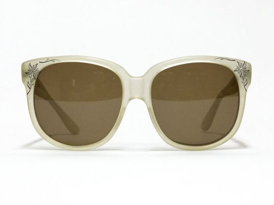Emmanuelle Khanh 8080 vintage sunglasses in NOS condition.