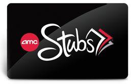 AMC Stubs Card
