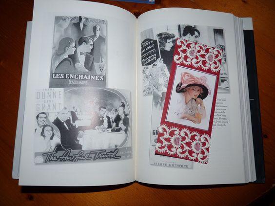 Marcapáginas, una invitación a leer y a decorar. (pág. 82) | Aprender manualidades es facilisimo.com