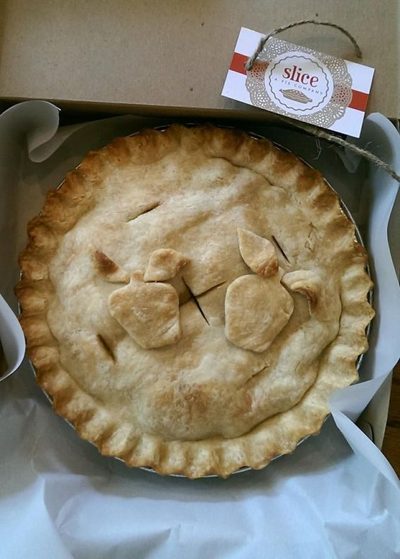 Our North Carolina State Fair Blue Ribbon Apple Pie!