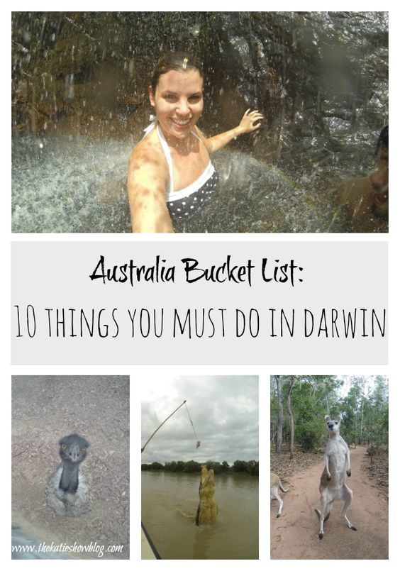See the real Australia with this guide of the must do in Darwin, NT.