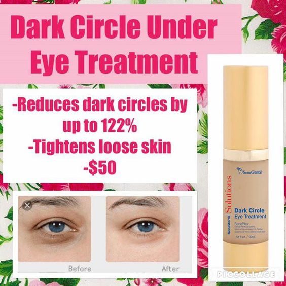 Senegence Dark Circle Under Eye Treatment MaCandis ...