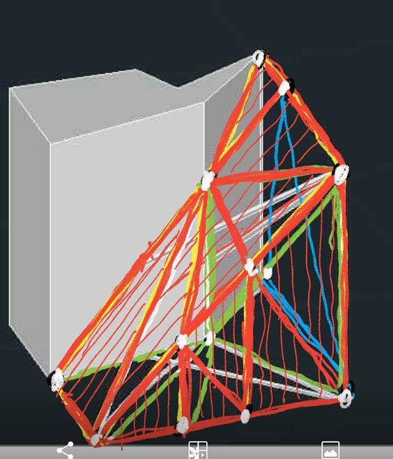 يجب ايجاد توازن بين الهيكل والكتلة: