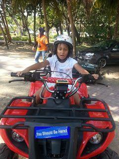 March 2013 Family Vacation - Awana Kijal, Trengganu