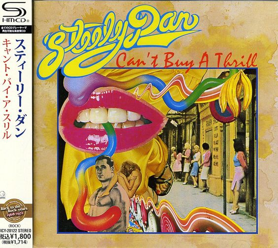 Steely Dan - Can`t Buy A Thrill