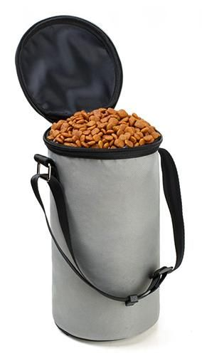 Portable Dog Food Container In 2020 Dog Food Recipes Pet Food