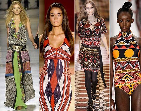 moda africa na passarela