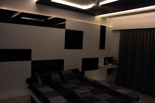 4 Bhk Apartment Interiors By Krunal Jani Interior Designer In Ahmedabad Gujarat India Apartment Interior Interior Interior Design