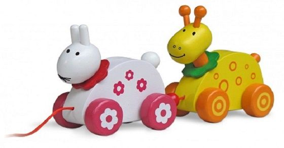 Những đồ chơi tuyệt vời dành cho bé 2 tuổi mẹ nên biết