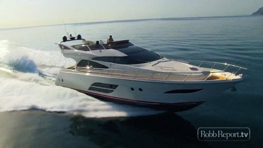 Best of the Best 2014 Water Production Dominator 640. Click to see the video of the interiors.