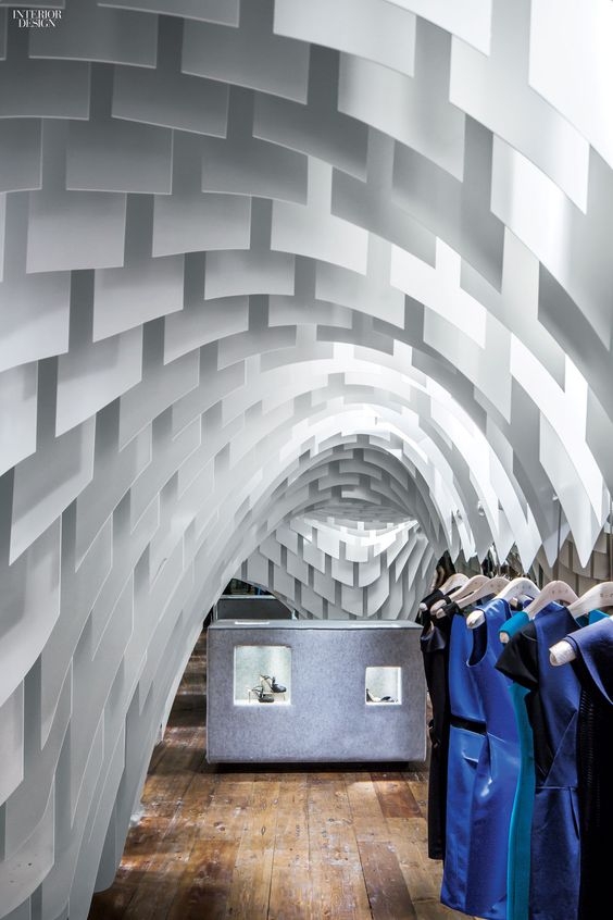 The Fiberglass Ceiling: Francesco Gatti's Boutique for SND Smashes Convention