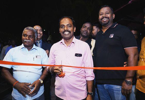 Grand opening of Sultan's Biriyani new outlet at Phoenix Market City, Velachery
