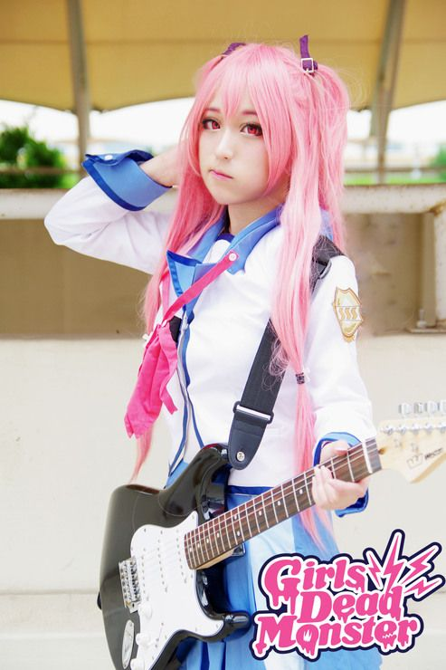 ユイ(Angel Beats!) | Hedi