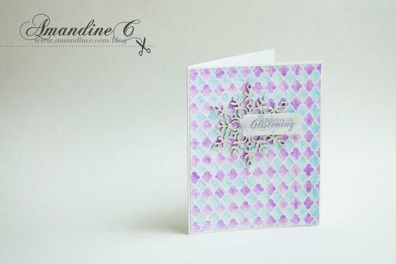 ·•●★ AmandineC Scrapbooking  http://www.amandinec.com/blog #amandinec #scrapbooking #amandinecscrapbooking #cleanandsimple #card #cardmaking #handmadecard #handmade #crafting #heroarts #simonsaysstamp @heroarts @simonsaysstamp
