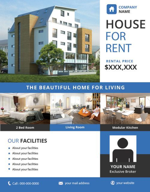 8 House For Rent Flyers Effective Way To Rent Out A House Real