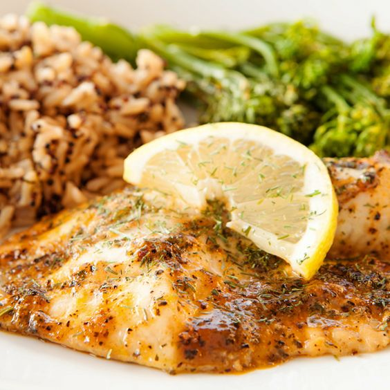 Butter and herb baked cod fish butter and herb cod recipe for Lemon fish recipe