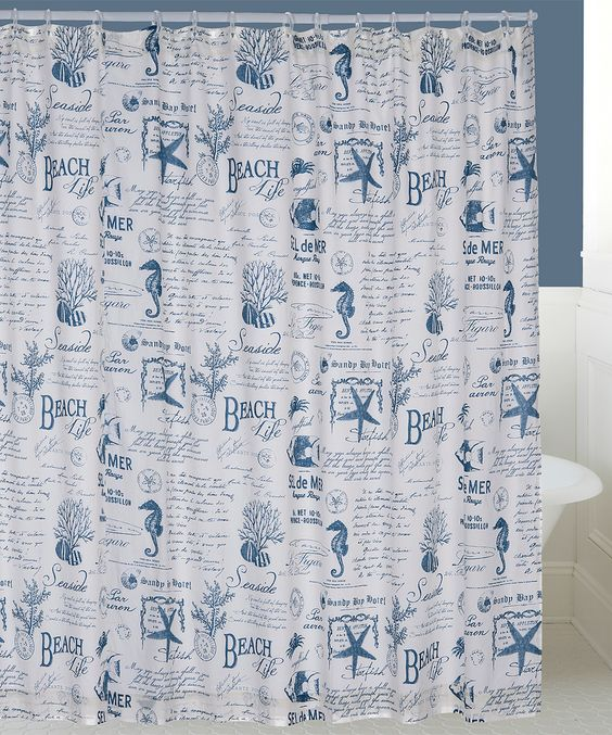 Another great find on #zulily! Beach Life Shower Curtain by Levtex Home #zulilyfinds
