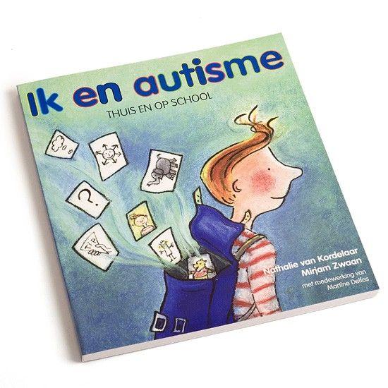 """""""Ik en autisme"""". Uitgangspunt van dit boek is dat kinderen met een autisme spectrum stoornis duidelijk kunnen maken wat autisme inhoudt, waardoor meer begrip ontstaat."""