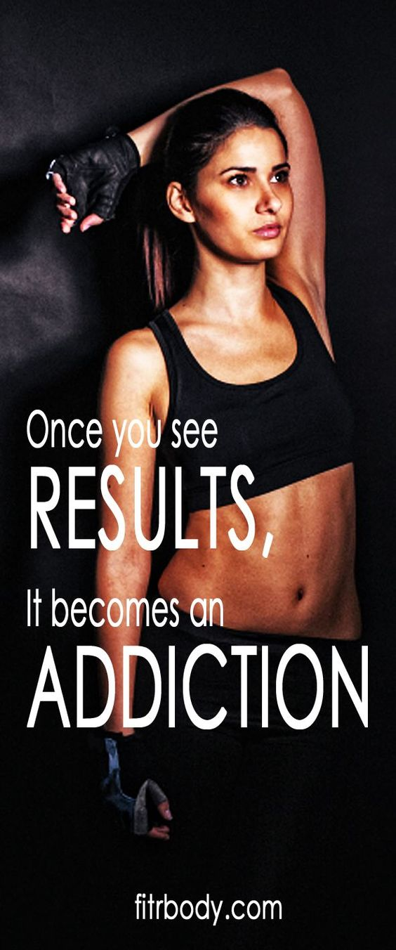 Get fit. Lose weight. Tone up. How bad do you really want it?