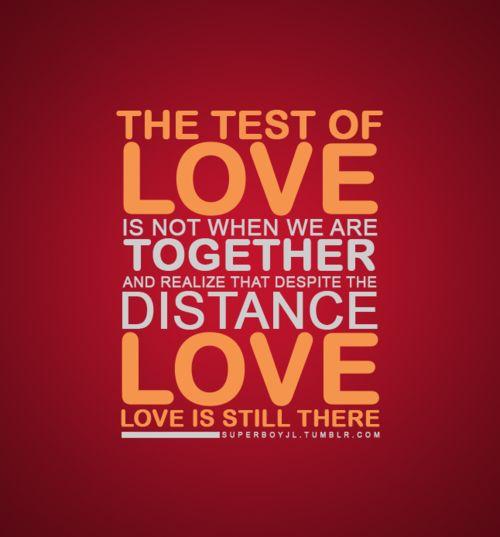 long distance relationship love quizzes