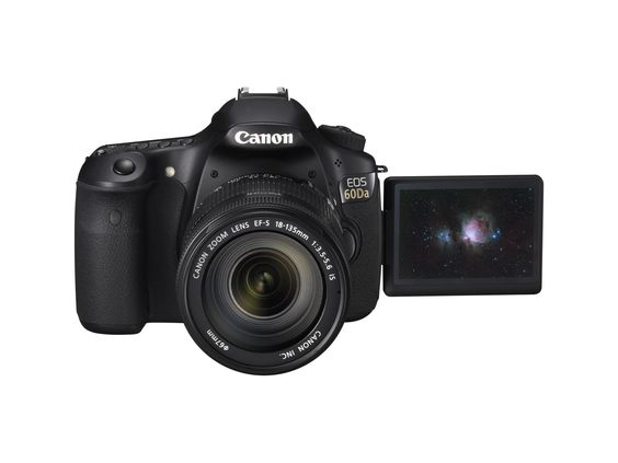Canon lansează noul Canon 60Da