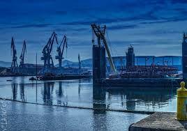Resultado de imagen de paisaje industrial