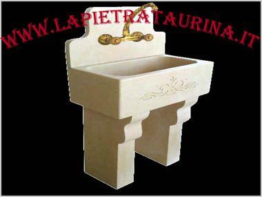 Lavelli in pietra lavelli da incasso lavabo per esterno - Lavandino in pietra per esterno ...