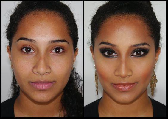 Como Esculpir el rostro - How To Contour & Highlight