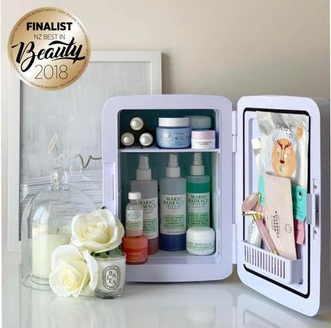 The Official Selfcare Fridge Keep Your Skincare Products Fresh Cool While Increasing Potency 1 Rated B Natural Hair Mask How To Grow Eyebrows Beauty Care