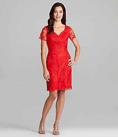 Red Dress Dillards Photo Album - Reikian