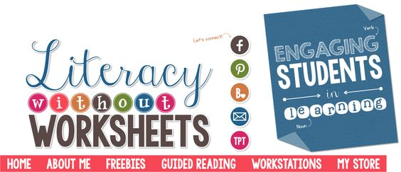 Literacy Without Worksheets: Classroom Management 101
