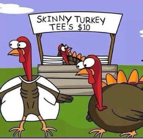 Thanksgiving Humor: