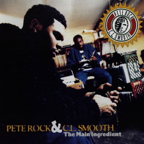 For those of you who've never heard of Pete Rock & CL Smooth, they're the awesome duo of Jazz inspired producer & DJ Peter Phillips and brilliant lyricist Corey Penn.:
