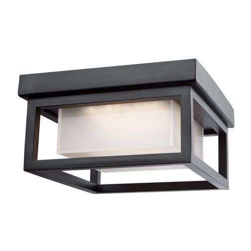 Tecca Led Outdoor Flush Mount Outdoor Ceiling Lights Outdoor Flush Mount Lights Outdoor Flush Mounts