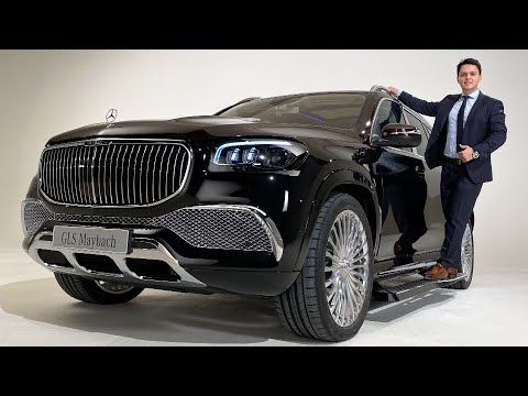 2020 Mercedes Maybach Gls Full Gls 600 Review Interior Sound