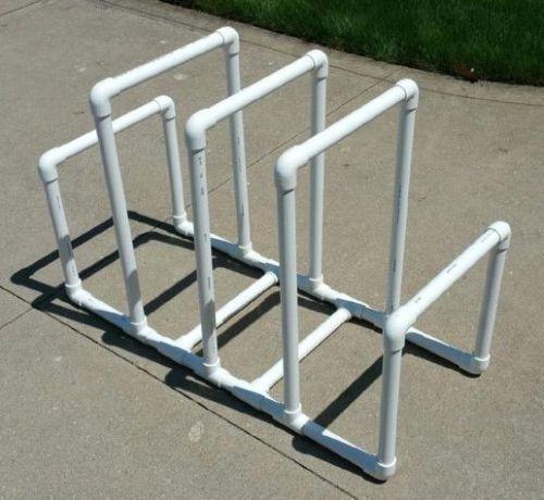 Full-Half-Door-Holder-Storage-Rack-Holds-4-Jeep-Wrangler-Doors