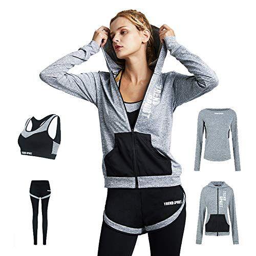 completi sportivi donna fitness adidas
