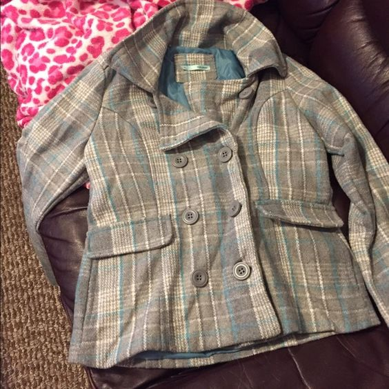 Maurice's peacoat Maurice's winter dress jacket only worn a couple of times no stains no rips. In perfect condition Maurices Jackets & Coats Pea Coats