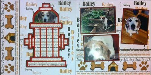 Dog Page Kit, $15.00