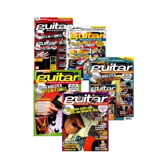 Guitar School of Rock Vol. 2 - 6, 19,95 €