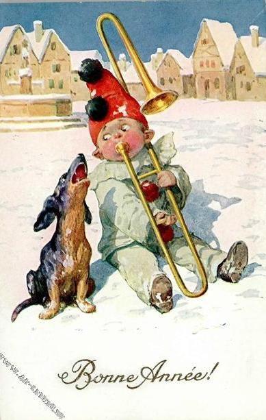 Мобильный LiveInternet Karl Feiertag(1874-1944) Зимние картинки   keb59 - Дневник елена_купцова  :