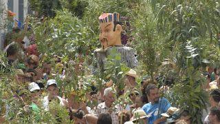 Islas Bienaventuradas: La isla de las fiestas telúricas